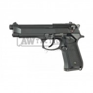 Пистолет Alien Airsoft Beretta M9A1 CO2 NBB
