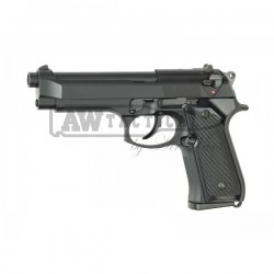 Пистолет Alien Airsoft Beretta M9A1 CO2 NBB страйкбольный
