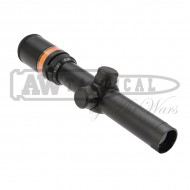 Прицел BOG SSC 3201 1.5-6X24 Optic Fibre (Red)