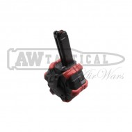 Магазин AW Custom Drum magazine GBB Glock (350 Rounds)