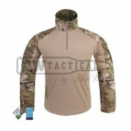 Рубашка Emerson G3 Combat Shirt Blue Label Premium размер L (multicam)