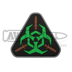 Патч Emerson Outbreak Response PVC Patch-4 страйкбольный