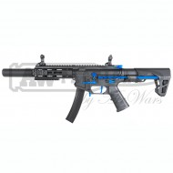 Автомат King Arms PDW 9mm SBR SD -  BB - Limited Edition