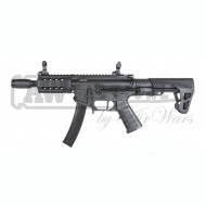 Автомат King Arms PDW 9mm SBR shorty - Black