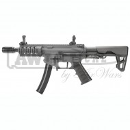 Автомат King Arms PDW 9mm SBR shorty - Gun Metal Grey