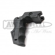 Рукоятка CAA MGRIP Curved CQB Magazine Grip большая (black)