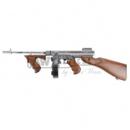 Автомат King Arms Thompson M1928 Chicago Silver