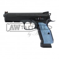 Пистолет KJ Works CZ Shadow 2 ASG Licensed - Green Gas Version