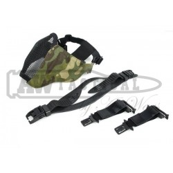 Маска TMC для лица PDW MESH Mask ( Multicam Tropic) страйкбольный