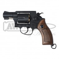 Револьвер  Heaven Win 733 2inch Co2 Revolver Black