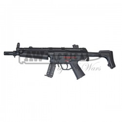 Автомат Cyma MP5 Full pack (Metal + Plastic) страйкбольный