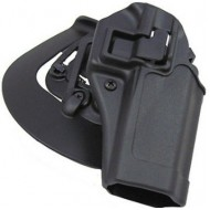 BF Кобура Blackhawk CQC Holster для Glock17 (черная)