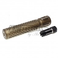 Глушитель G&P BIO Infected Silencer (Sand) (CW)
