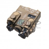 ЛЦУ G&P DBAL Dual Laser Destinator and Illuminator (Sand)