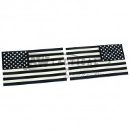 Патч TMC USA FLAG Reflective PVC IR Patch Set ( DARK )