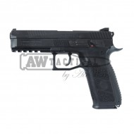 Пистолет KJWorks CZ P-09 Duty (ASG Licensed) CO2 Version Black