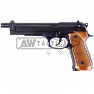 Пистолет WE Beretta M92 Long GBB (Green Gas)