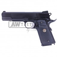 Пистолет WE Colt M1911 M.E.U. GBB (Green Gas)