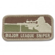 Шеврон Mil-Spec Monkey Patch - Major League Sniper (Forest)