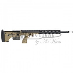 Винтовка Silverback SRS A1 (26 inches) Long Barrel Ver. Licensed by Desert Tech - FDE страйкбольный
