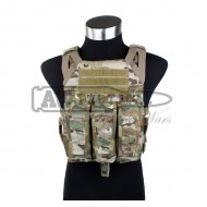 Жилет TMC разгрузочный Jumper Plate Carrier 2.0 (Genuine Multicam Material)