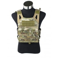 Жилет TMC разгрузочный Jumper Plate Carrier (Genuine Multicam Material)