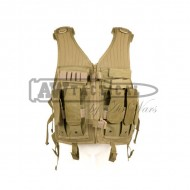 Жилет TMC разгрузочный Tac style D.O.A.V.Tactical Fighting Vest ( Khaki )