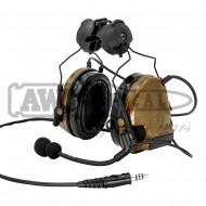 Наушники SkyTac активные ARC Comtac III Headset (coyote brown)