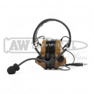Наушники SkyTac активные Comtac III Headset (coyote brown)