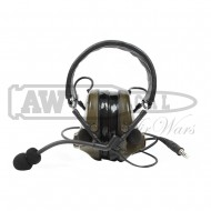 Наушники SkyTac активные Comtac III Headset (folliage green)