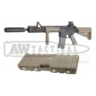 Автомат VFC M4A1 RIS II FSP Special DX AEG ( FDE / Colt Licensed )